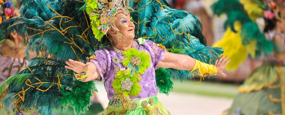 El Carnaval correntino hizo honor a la fiesta más colorida del año