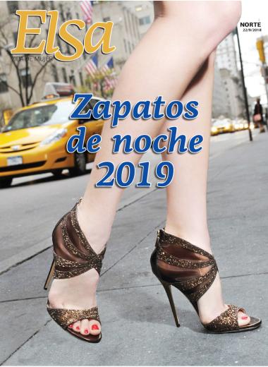 Zapatos de noche 2019
