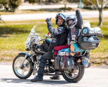 Casi un año viajando, la aventura de una pareja