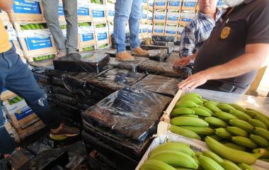 Incautan alrededor de tres toneladas de marihuana en Paraguay