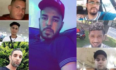 En redes sociales reconocen a fallecidos dentro de contenedor