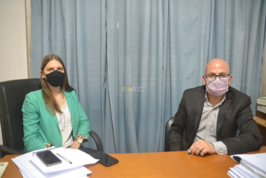 fiscal Sergio Rios y Gisela Oñuk.JPG