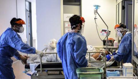 Confirmaron 268 muertes y 13.043 contagios en las últimas 24 horas