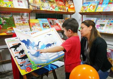 """""""Leer en comunidad"""": presentaron la Feria Iberoamericana del Libro"""
