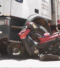 Robos y accidentes en Charata el fin de semana