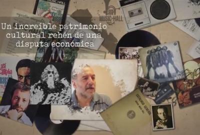 Histórico: Se devolvieron licencias a grandes músicos argentinos