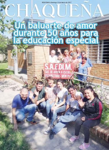 Un baluarte de amor durante 50 años para la educación especial