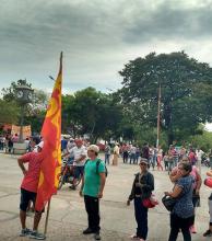Vecinos piden respuestas al Ministerio de Desarrollo Social