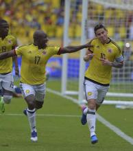 Colombia venció a Bolivia y deja a Argentina fuera del Mundial