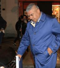 Tapia denunció amenaza de muerte y la relaciona con sanción a Belgrano