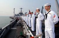 EEUU sigue tirando de la cuerda: comienza maniobras militares en Japón