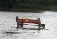Las abundantes lluvias en el Nordeste se deben a la mayor temperatura en el Atlántico frente a Brasil