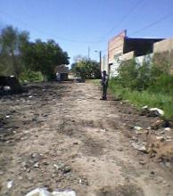 El municipio erradicó mini basural, después del reclamo de una vecina