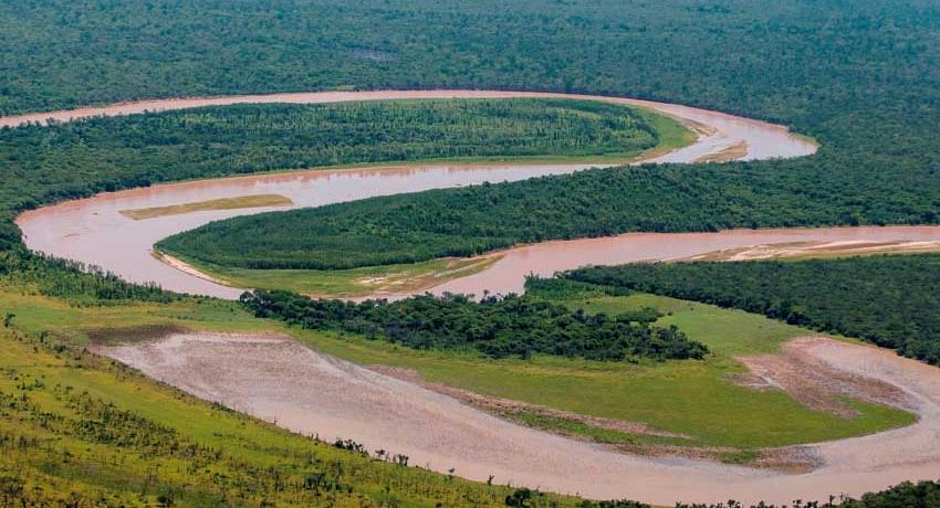 Un día histórico para el Chaco: Parque Nacional El Impenetrable