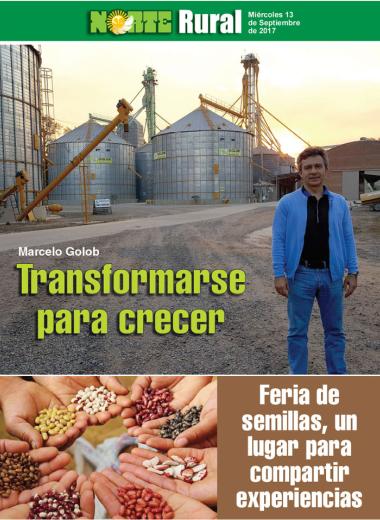 Marcelo Golob: transformarse para crecer