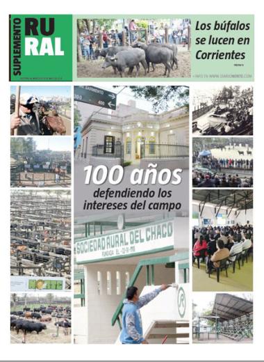 100 años defendiendo los intereses del campo