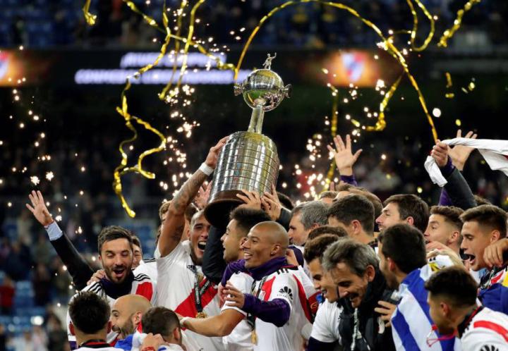 ¡Monumental! River Plate campeón de la Copa Libertadores de América