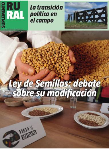 Ley de Semillas: debate sobre su modificación