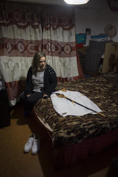 Andrea, Esposa del Suboficial Segundo Ricardo Gabriel Alfaro Rodriguez.jpg
