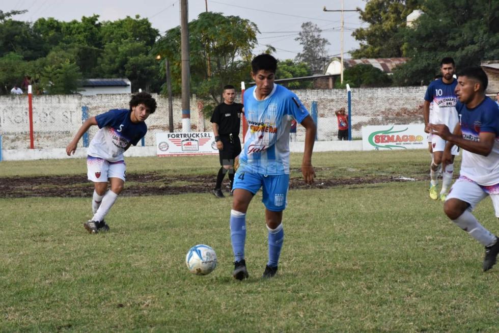 Regional Amateur: Fontana derrotó a Libertad y cerró como líder | Norte Chaco