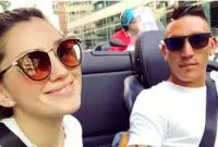 La novia del futbolista Ricardo Centurión falleció en un  accidente de tránsito
