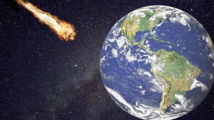 Asteroide recién descubierto pasará este miércoles entre la Tierra y la Luna