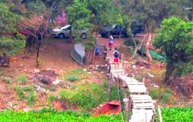 Denuncian que ciudadanos paraguayos cruzan a Formosa para cobrar el IFE de la Anses