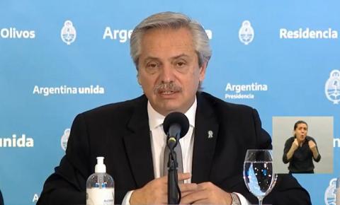 El presidente anunció la extensión del aislamiento hasta el 7 de junio