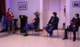 """Magda Ayala y sus pares de la Región 10 participaron de la capacitación sobre """"historias clínicas electrónicas"""""""