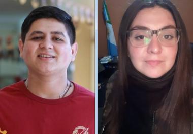 Jóvenes del Nuevo Espacio Abierto se manifiestan en defensa de la Universidad Pública