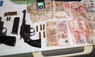 """""""Mercado negro"""" de armas de fuego incrementa los hechos delictivos"""
