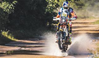 Peterhansel se quedó con un nuevo Dakar
