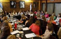 Las mujeres peronistas del país se  organizaron contra el gobierno macrista
