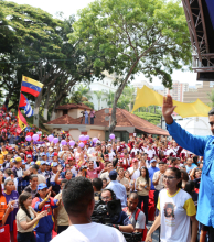 "Venezuela anuncia su retiro ""definitivo"" de la OEA"