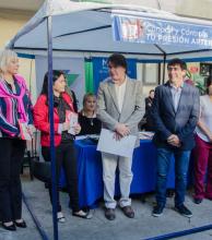 Comenzó la campaña para el control de la presión arterial en el Concejo Municipal