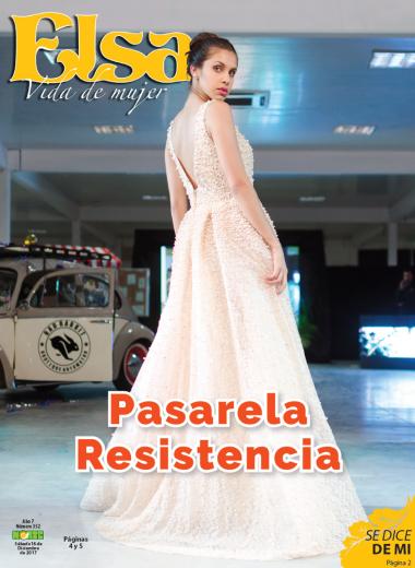 Pasarela Resistencia