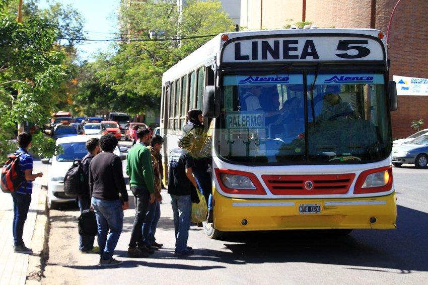 Se aprobó el aumento del boleto urbano: Será de 10,72 pesos