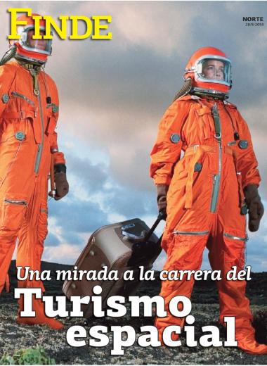 Una mirad a la carrera del Turismo espacial