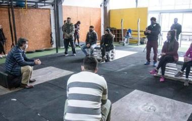 Gimnasios: Gobierno prepara reactivación y asistencia financiera en Resistencia