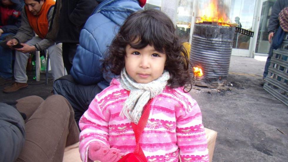 Son muchísimos los datos que recibimos. En todos pienso que pueda ser mi hija. La gente colabora, pero a veces la Justicia maneja otros tiempos, contó María Elena Delgado.jpg