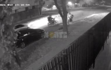 """""""Quedate quieto, esto es un robo"""": poliladrón detenido por asaltos a mano armada"""