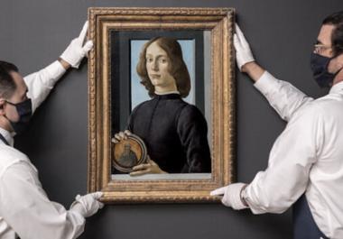 Botticelli, Kusama y Munch: lo mejor del arte mundial 2021