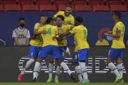 Brasil tuvo paciencia y cumplió con la lógica
