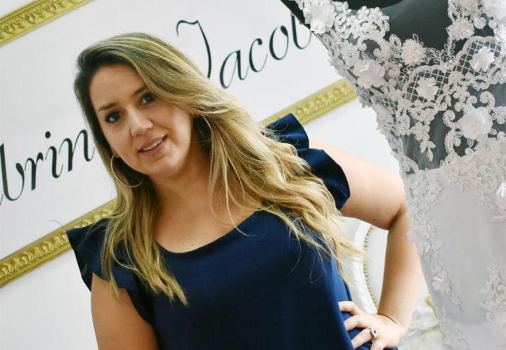 """Sabrina Iacobellis:""""Mi amor por la moda y el diseño"""""""
