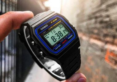 Se puede transformar un viejo Casio en un reloj inteligente